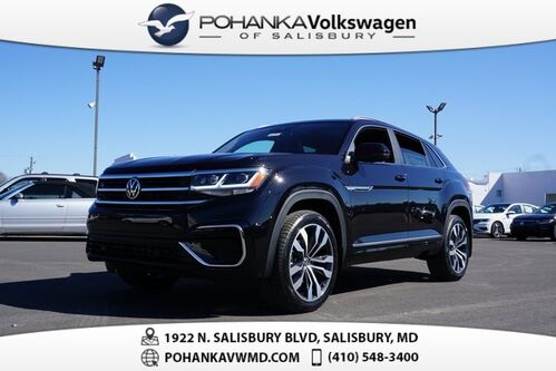 2021_Volkswagen_Atlas Cross Sport_3.6L V6 SEL R-Line 4Motion_ Salisbury MD