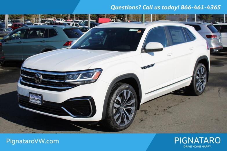 2021 Volkswagen Atlas Cross Sport 3.6L V6 SEL R-Line Everett WA