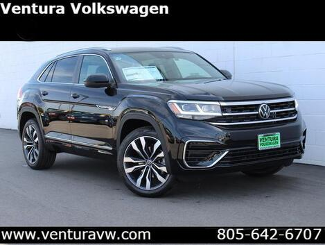 2021_Volkswagen_Atlas Cross Sport_3.6L V6 SEL R-Line FWD_ Ventura CA
