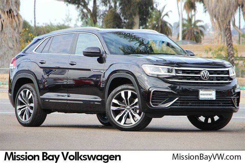 2021 Volkswagen Atlas Cross Sport 3.6L V6 SEL R-Line San Diego CA