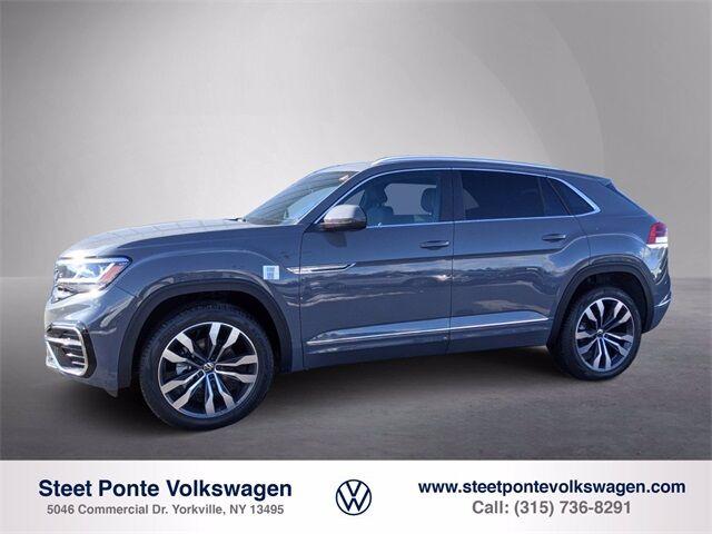 2021 Volkswagen Atlas Cross Sport 3.6L V6 SEL R-Line Yorkville NY