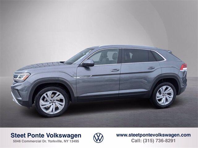 2021 Volkswagen Atlas Cross Sport 3.6L V6 SEL Yorkville NY