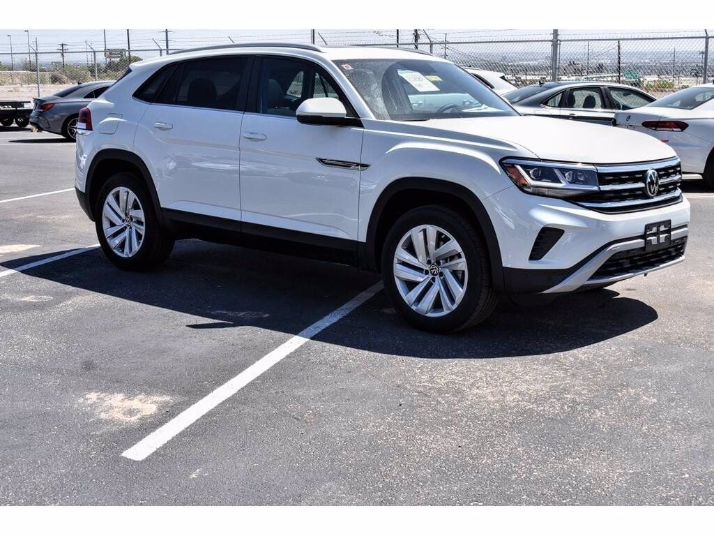 2021 Volkswagen Atlas Cross Sport SE w/Technology 4MOTION® El Paso TX