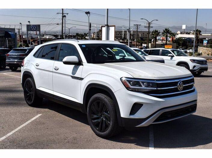 2021 Volkswagen Atlas Cross Sport SE w/Technology El Paso TX