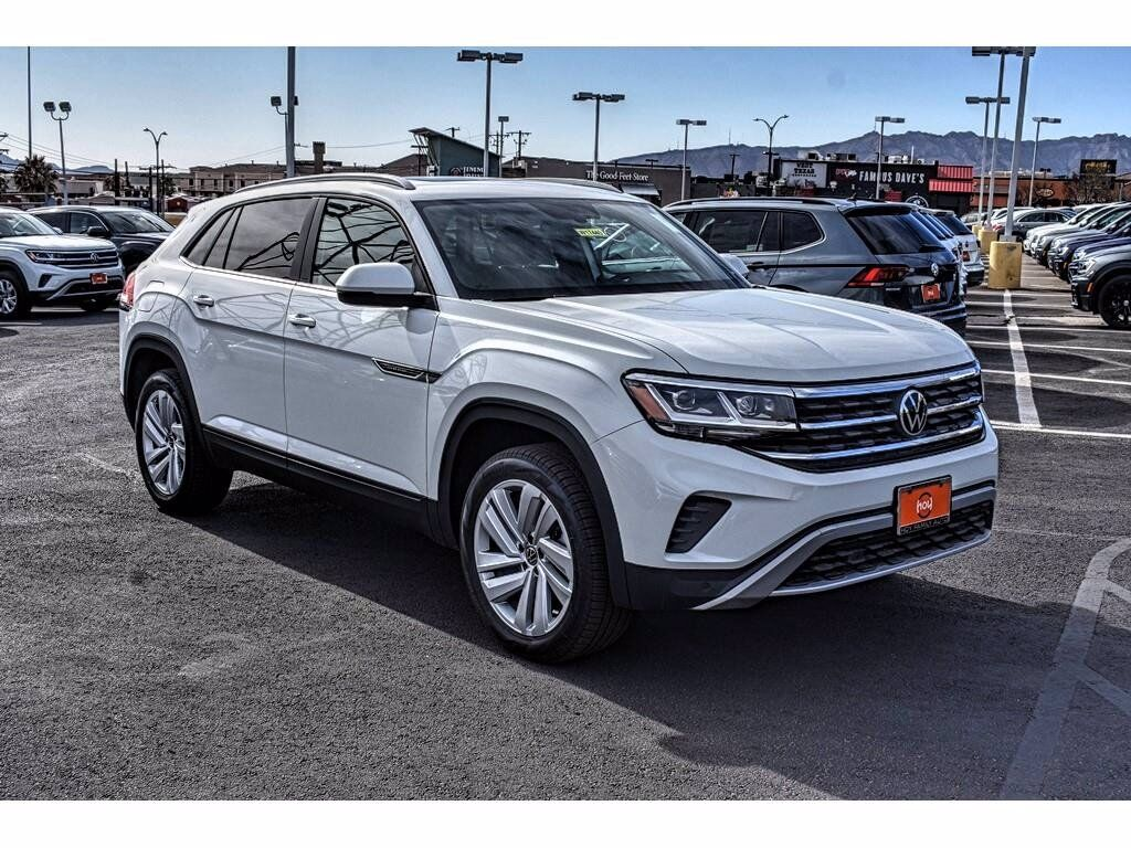 2021 Volkswagen Atlas Cross Sport SE w/Technology El Paso TX