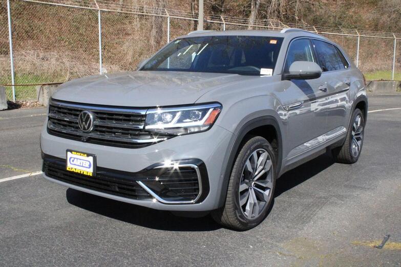 2021 Volkswagen Atlas Cross Sport SEL Premium R-Line Seattle WA