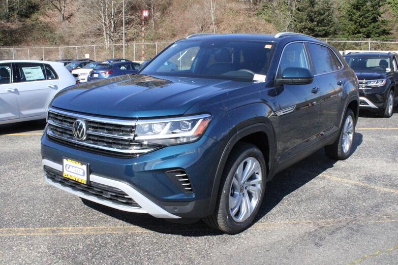 2021 Volkswagen Atlas Cross Sport SEL Seattle WA