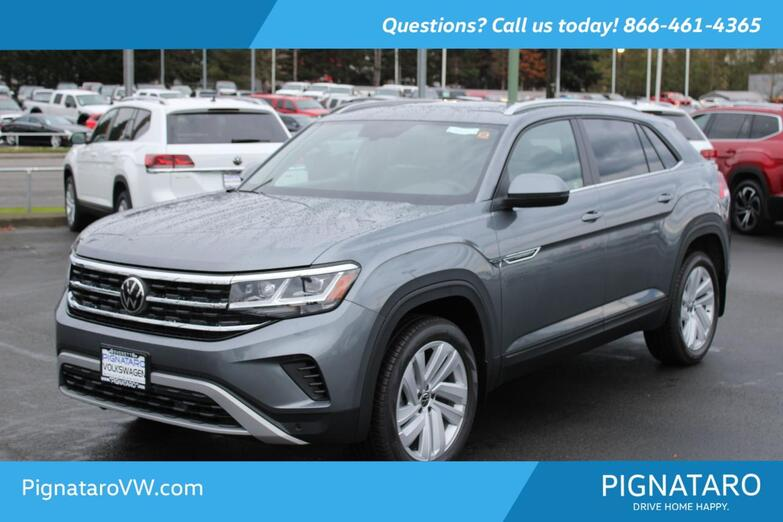 2021 Volkswagen Atlas Cross Sport V6 SE 4Motion Everett WA