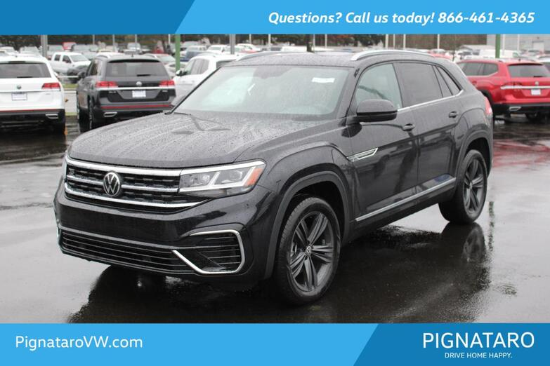 2021 Volkswagen Atlas Cross Sport V6 SE R-Line 4Motion Everett WA