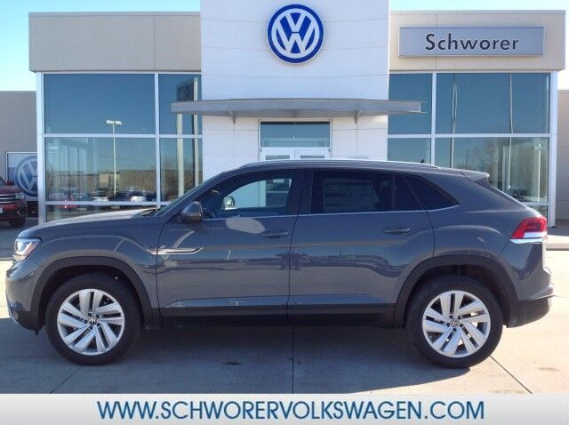 2021 Volkswagen Atlas Cross Sport V6 SE w/Technology 4Motion Lincoln NE