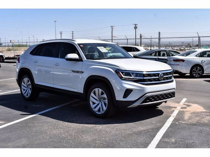 2021 Volkswagen Atlas Cross Sport V6 SE w/Technology El Paso TX