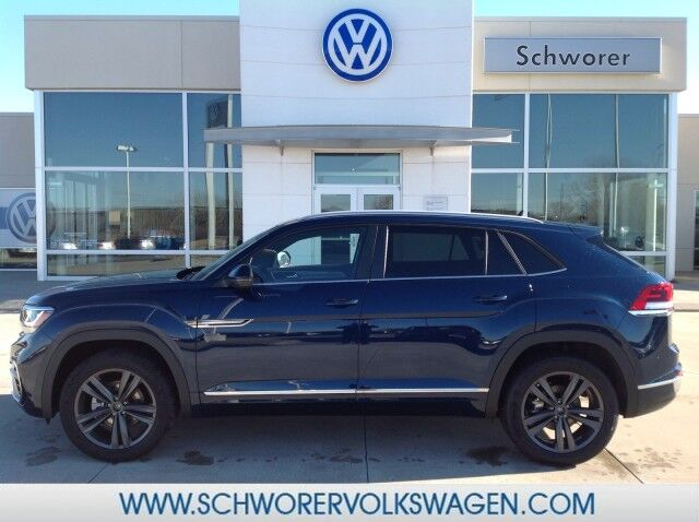 2021 Volkswagen Atlas Cross Sport V6 SE w/Technology R-Line 4Motion Lincoln NE