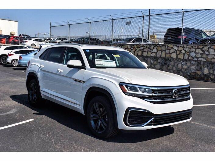 2021 Volkswagen Atlas Cross Sport V6 SE w/Technology R-Line El Paso TX