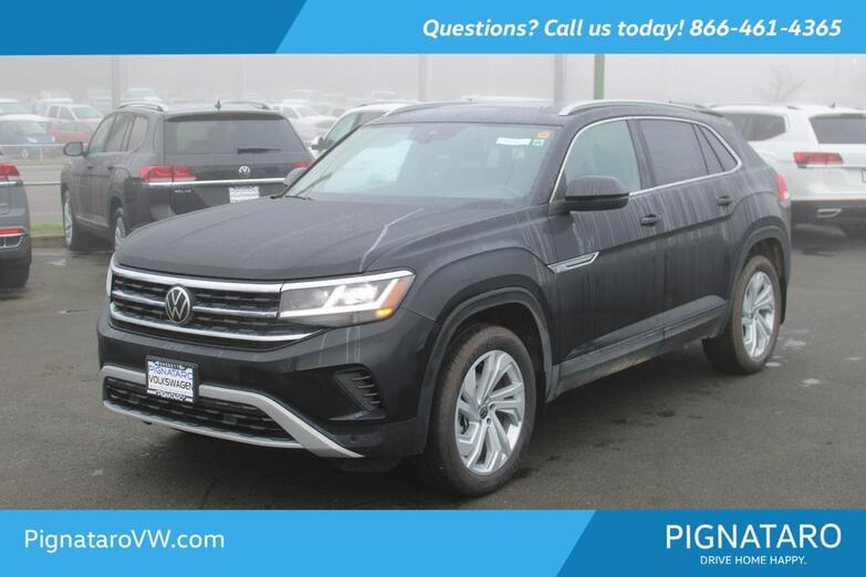 2021 Volkswagen Atlas Cross Sport V6 SEL 4Motion Everett WA