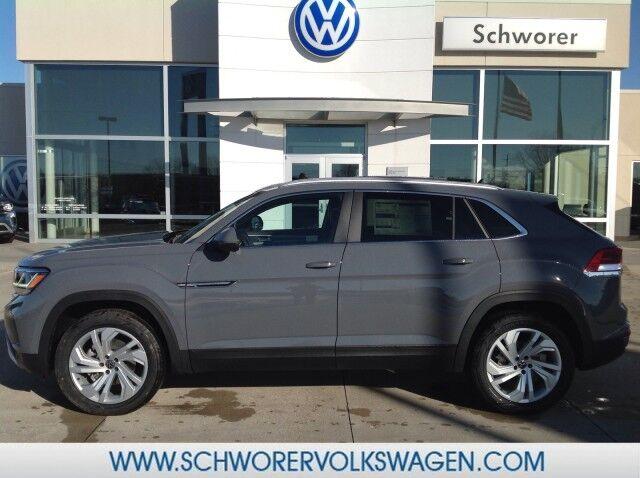 2021 Volkswagen Atlas Cross Sport V6 SEL FWD Lincoln NE
