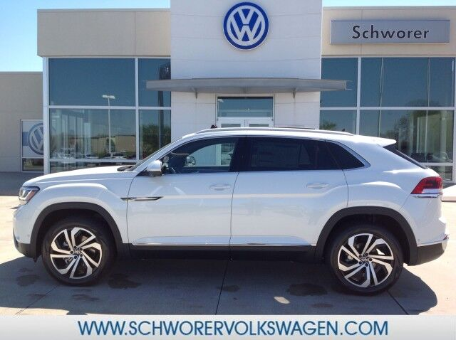 2021 Volkswagen Atlas Cross Sport V6 SEL Premium 4Motion Lincoln NE