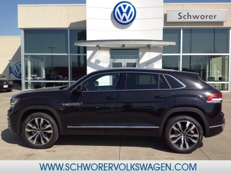 2021 Volkswagen Atlas Cross Sport V6 SEL Premium R-Line 4Motion Lincoln NE