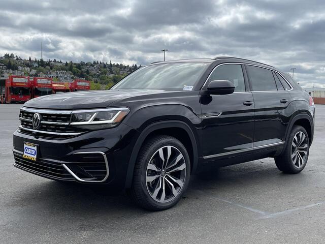 2021 Volkswagen Atlas Cross Sport V6 SEL Premium R-Line Seattle WA