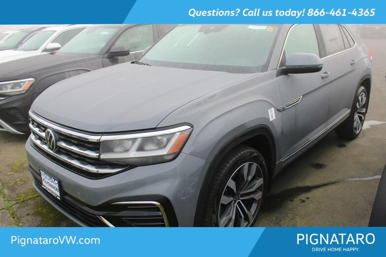 2021 Volkswagen Atlas Cross Sport V6 SEL R-Line 4Motion Everett WA
