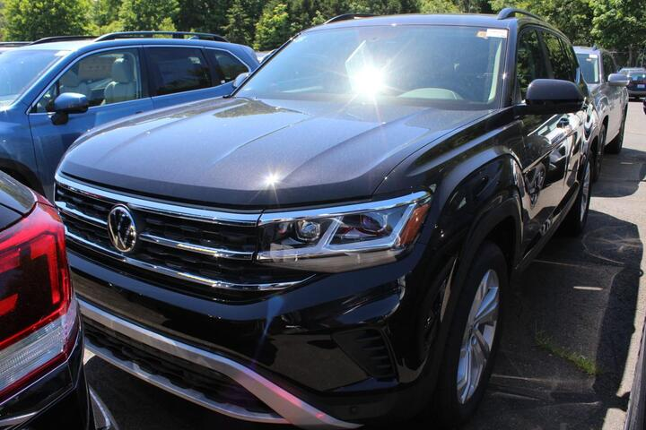 2021 Volkswagen Atlas SE w/Tech/Moonroof Seattle WA