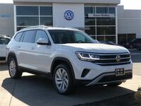 Volkswagen Atlas SEL 4Motion 2021