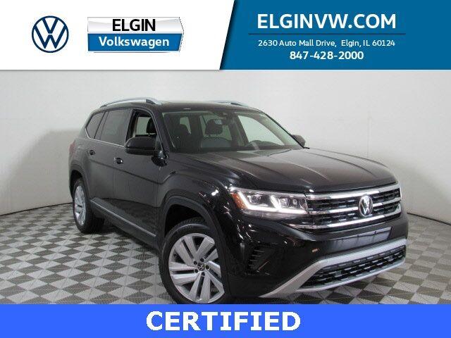 2021 Volkswagen Atlas SEL 4Motion Elgin IL