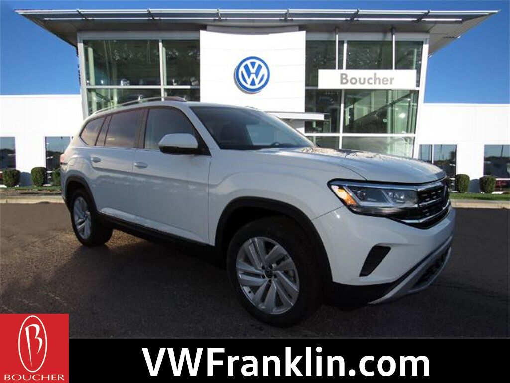 2021 Volkswagen Atlas SEL 4Motion Franklin WI