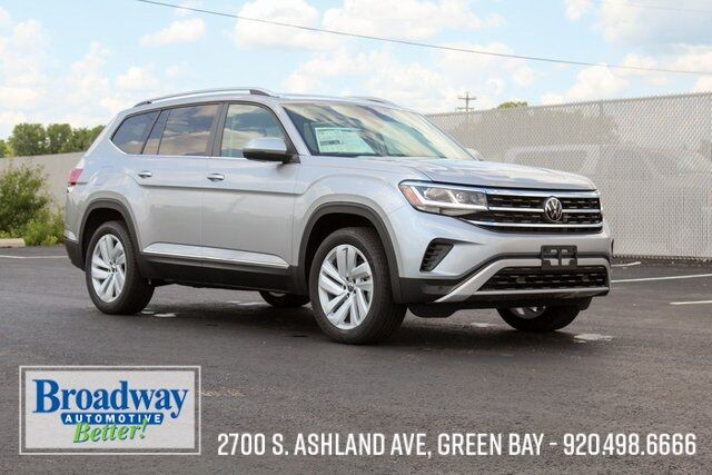 2021 Volkswagen Atlas SEL 4Motion Green Bay WI