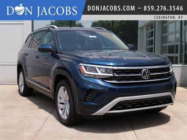 2021 Volkswagen Atlas SEL 4Motion Lexington KY
