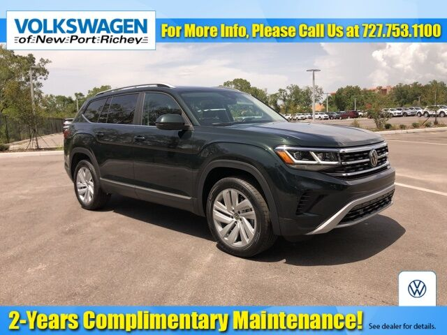 2021 Volkswagen Atlas SEL 4Motion New Port Richey FL