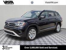 2021_Volkswagen_Atlas_SEL_ Coconut Creek FL