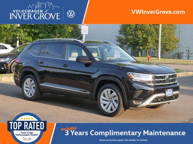 2021 Volkswagen Atlas SEL Inver Grove Heights MN