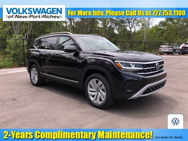 2021 Volkswagen Atlas SEL New Port Richey FL