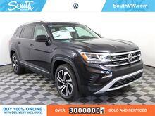 2021_Volkswagen_Atlas_SEL Premium 2021.5_ Miami FL