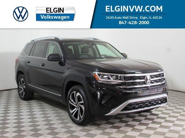 2021 Volkswagen Atlas SEL Premium 4Motion Elgin IL
