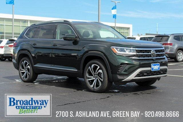 2021 Volkswagen Atlas SEL Premium 4Motion Green Bay WI