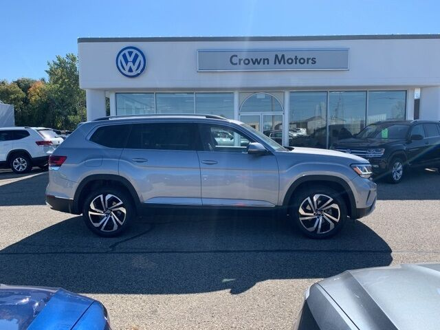 2021 Volkswagen Atlas SEL Premium 4Motion Holland MI