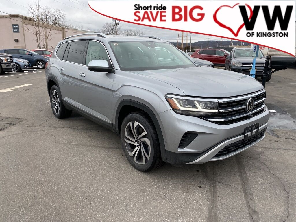 2021_Volkswagen_Atlas_SEL Premium 4Motion_ Kingston NY