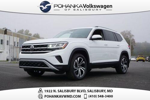 2021_Volkswagen_Atlas_SEL Premium 4Motion_ Salisbury MD