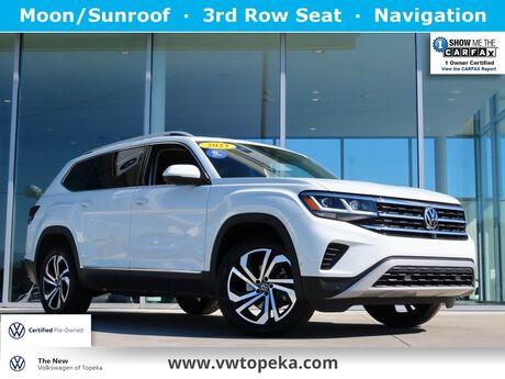 2021 Volkswagen Atlas SEL Premium Kansas City KS