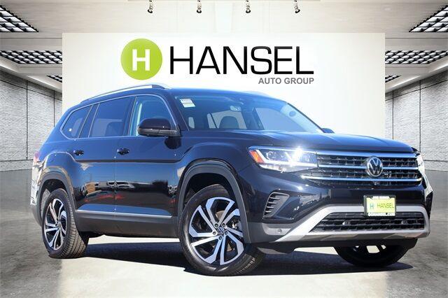 2021 Volkswagen Atlas SEL Premium Santa Rosa CA
