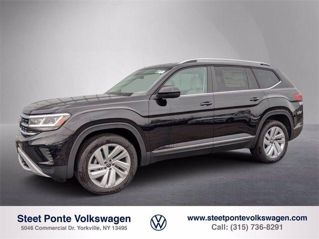 2021 Volkswagen Atlas SEL Yorkville NY