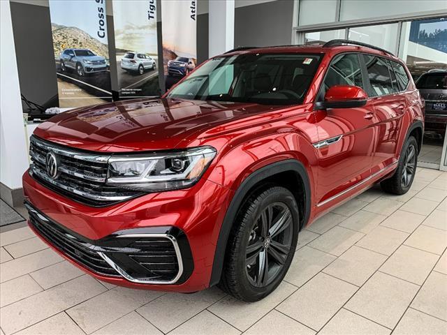 2021 Volkswagen Atlas V6 SE R-Line 4Motion Brookfield WI