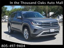 2021_Volkswagen_Atlas_V6 SE_ Thousand Oaks CA
