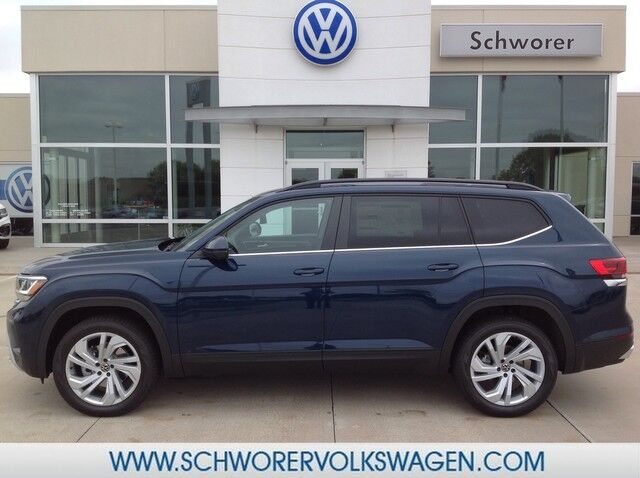 2021 Volkswagen Atlas V6 SE w/Technology 4Motion Lincoln NE
