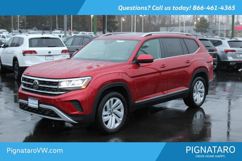 2021 Volkswagen Atlas V6 SEL 4Motion Everett WA