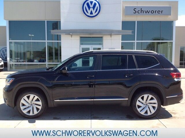 2021 Volkswagen Atlas V6 SEL 4Motion Lincoln NE