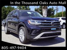 2021_Volkswagen_Atlas_V6 SEL 4Motion_ Thousand Oaks CA