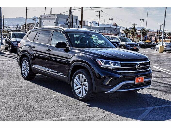 2021 Volkswagen Atlas V6 SEL El Paso TX