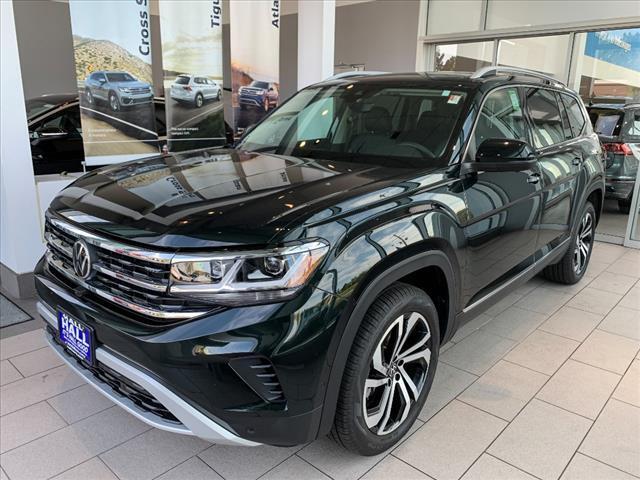 2021 Volkswagen Atlas V6 SEL Premium 4Motion Brookfield WI